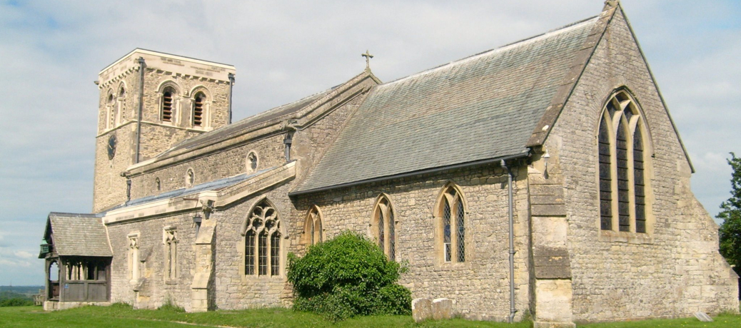 St Mary's, Garsington