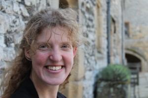 Vicar: Emma Pennington