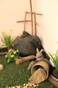 Horspath Easter Garden
