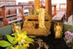 Garsington Easter Garden