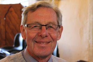 Horspath Churchwarden: Brian Lowe