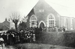 Chapel, 1911