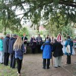Palm Sunday at Garsington