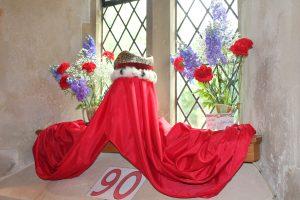 St Gile's Flower Festival