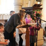 Celebration service at St Mary's