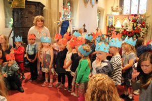 Horspath Nursery Celebration Service