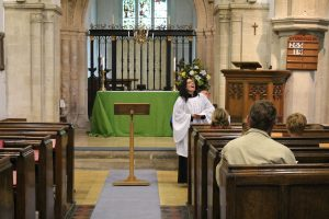 Benefice celebration day