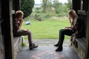 Garsington: Harvest lunch