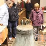 The bells open evening