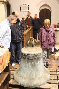 The bells open evening