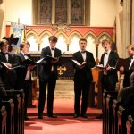 Men of Magdalen concert