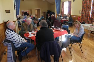 Cuddesdon Coffee Morning
