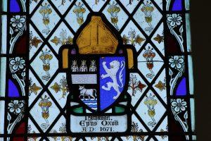 1671 Nathanael, Lord Crewe