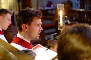 men of magdalen chapel