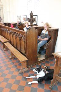 Daily Prayer in Cuddesdon Chancel