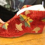 William Waynflete's slipper