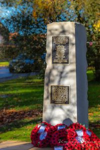 Horspath war memorial