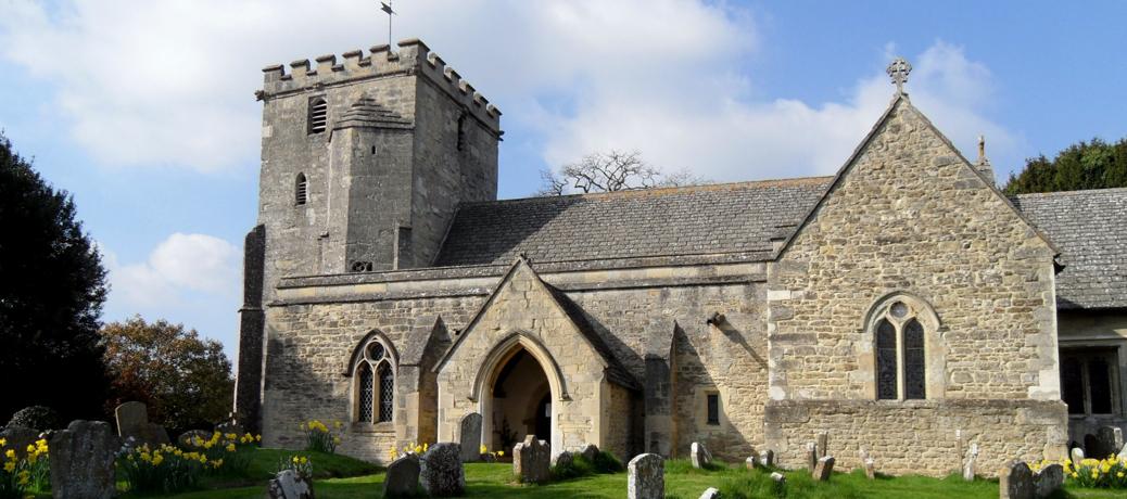 St Giles, Horspath